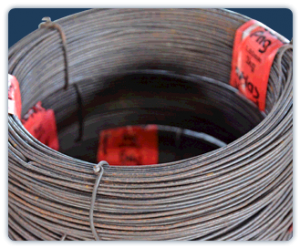 Reinforcing Bar & Mesh_Wire Tie Black