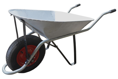 No.20 Utility Fully Assembled Wheelbarrow