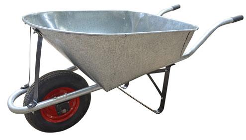 No.65 Contractors Fully Assembled Wheelbarrow
