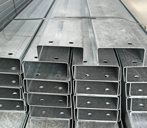 Punched Purlins