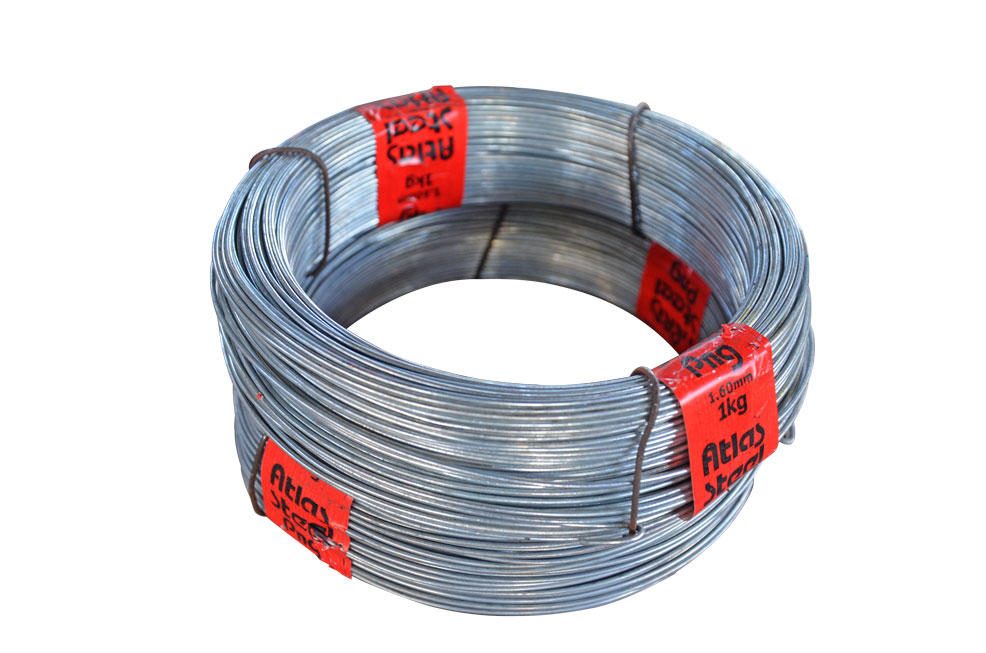 Tie Wire Galvanised roll