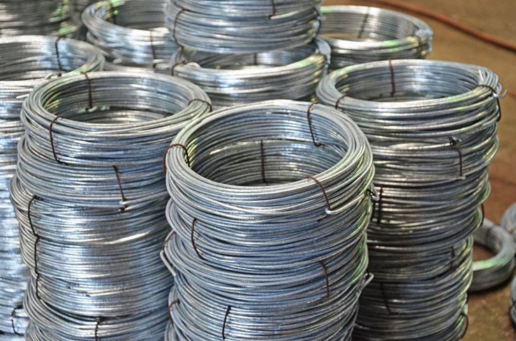 Tie Wire Galvanised