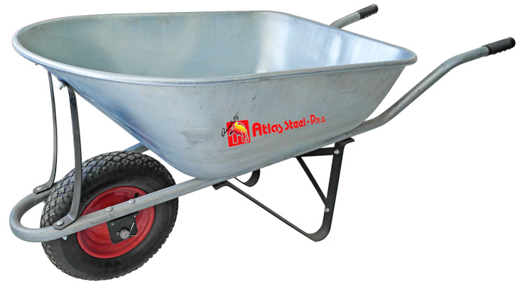 No.65 Contractors Fully Assembled Wheelbarrow