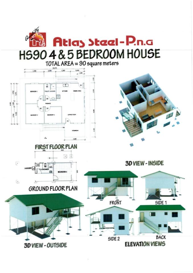 HS90 3 BEDROOM