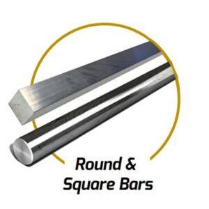 Round & Square Bars