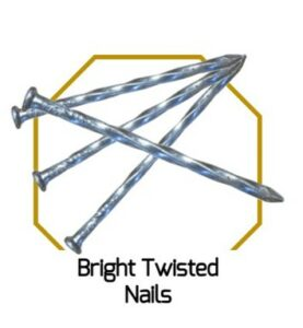 Bright Twisted Nails