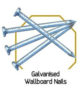 Galvanised Wallboard Nails