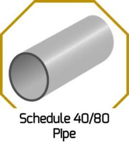 Schedule 40 Pipe