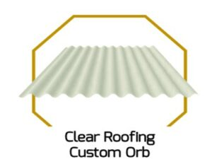 Clear Roofing Custom Orb