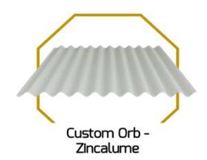 Custom Orb - Zinc