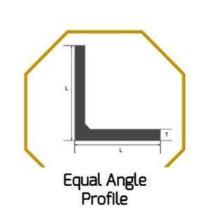 Equal Angle Profile