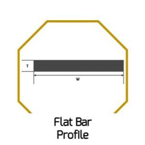 Flat Bar Profile