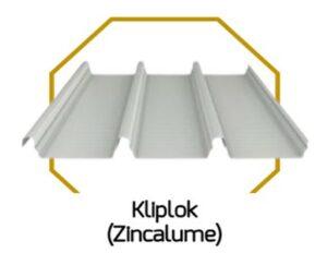 Kliplok - Zinc