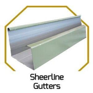 Sheerline Gutters