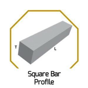 Square Bar Profile