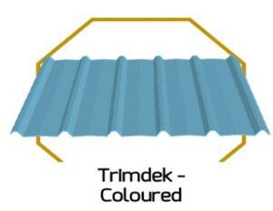 Trimdek - Coloured